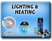 lighiting and heating